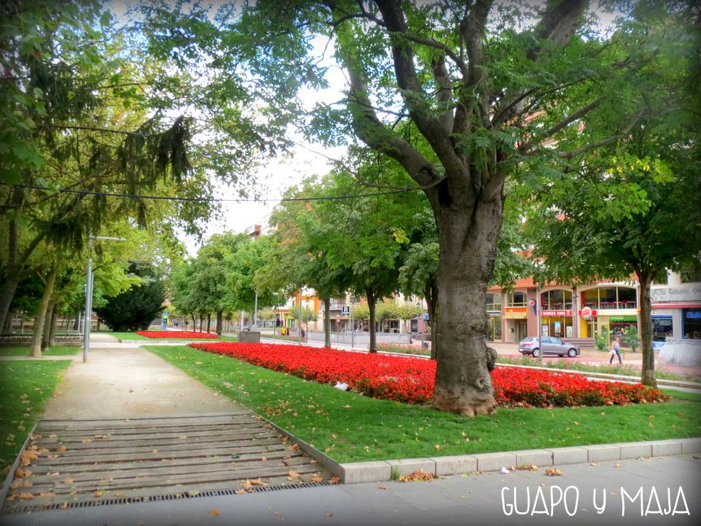 Parques y jardines guapo y maja for Parques y jardines